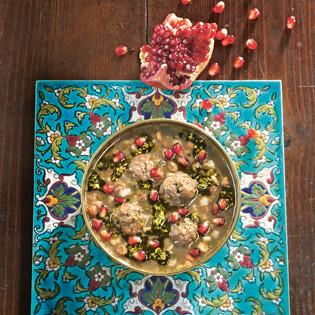 Rezept von Ulrike Skadow: Granatapfelsuppe