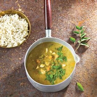 Rezept von Ulrike Skadow: Mulligatawny Soup