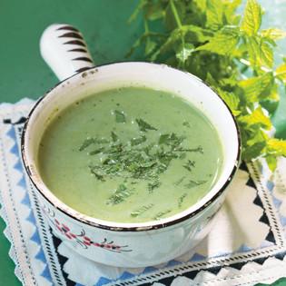 Rezept von Ulrike Skadow: Türkische Erbsensuppe