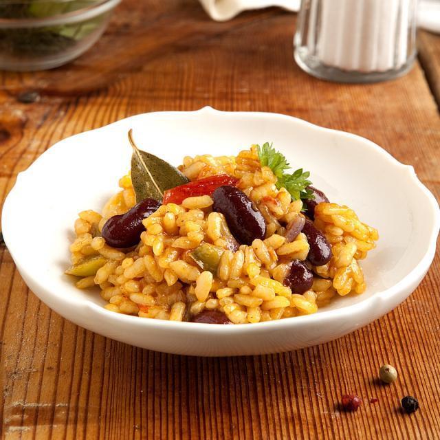 Rezept von Gonzalo Baró: Reis nach Murcia-Art