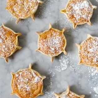 Rezept von Cettina Vicenzino: Osterküchlein mit Ricotta