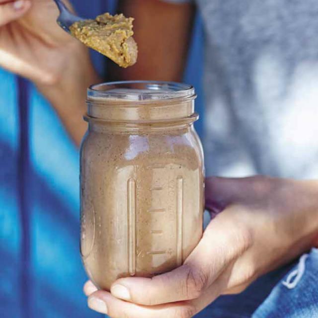 Rezept von Marita Karlson: Erdnuss-Schoko-Smoothie
