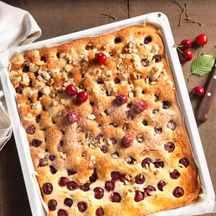 Rezept von Johanna Maier: Mein Blechkuchen x 3