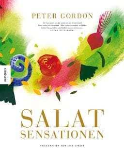 Kochbuch von Peter Gordon: Salatsensationen