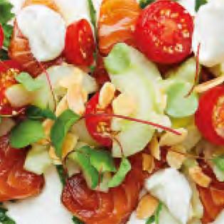 Rezept von Peter Gordon: Lachs-Sashimi