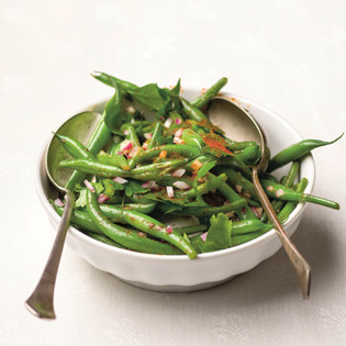 Rezept von Neunkirchner & Seiser: Bohnensalat
