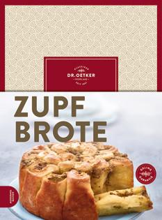 Backbuch: Dr. Oetker Zupfbrote