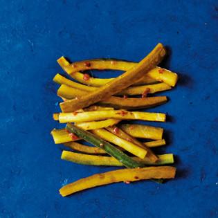 Rezept von Andrew Wong: Fermentierte Gurken
