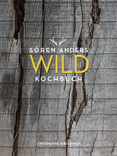Kochbuch von Sören Anders: Wildkochbuch