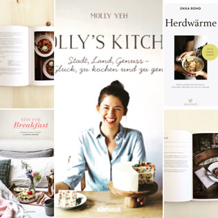 Neue Kochbücher: Valentinas Lieblinge September 2017