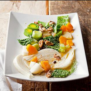 Rezept aus Kraftzeiten: Gemüsevariation November