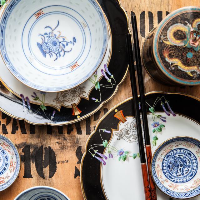 Chinesische Küche