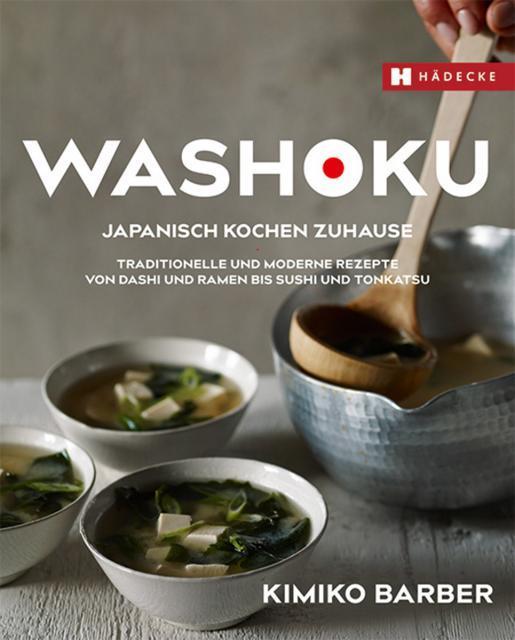 Kochbuch von Kimiko Barber: Washoku