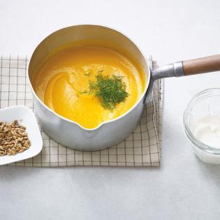 Rezept von Tanja Dusy: Möhrencremesuppe