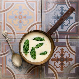 Rezept aus Palomar: Papis Spinat-Gnocchi