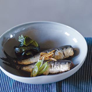 Rezept von Kimiko Barber: Sardinen im Ingwer-Essig-Sud