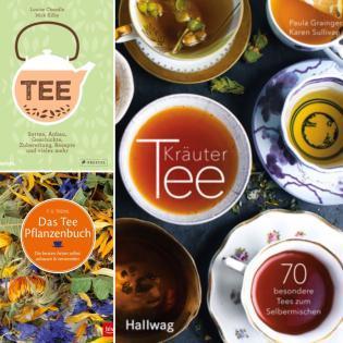 Neue Teebücher & Co.: Valentinas Lieblinge Oktober 2017