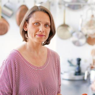 Interview: Kochbuchautorin Tanja Dusy