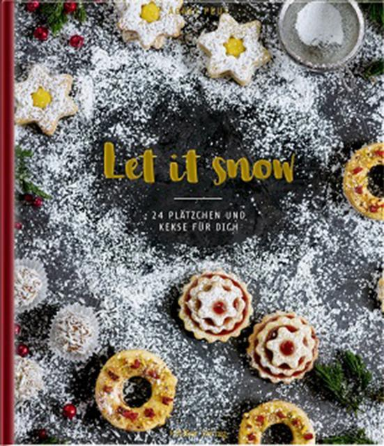 Backbuch von Agnes Prus: Let it snow