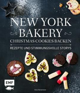 Backbuch von Clara Hansemann: New York Bakery