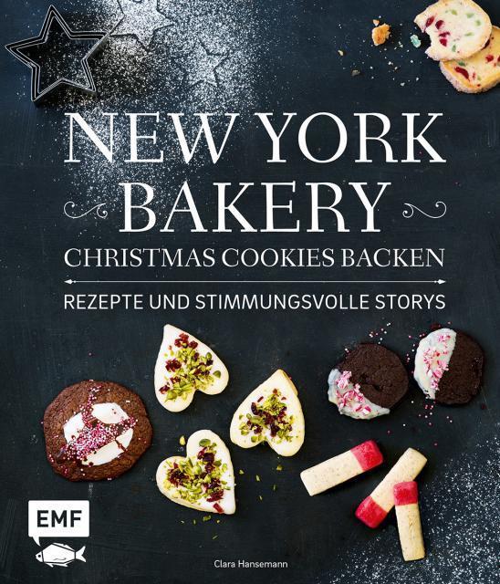 Backbuch von Clara Hansemann: New York Bakery