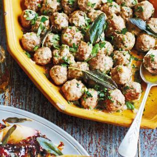Rezept von Eleonora Galasso: Großmutters Fleischbällchen
