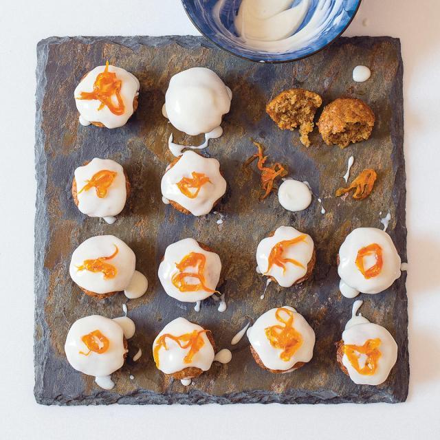 Rezept von Ilse König: Karottenkuchen XS