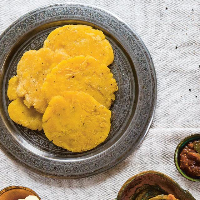 Rezept von Sumayya Usmani: Tandoori-Roti