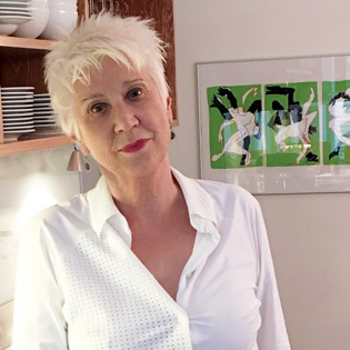 Interview: Kochbuchautorin Ilse König