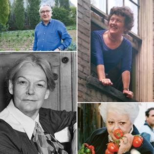 Drei Damen & ein Monsieur: Valentinas Lieblinge im Dezember 2017