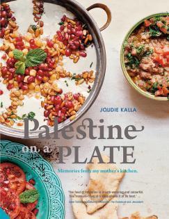 Kochbuch von Joudie Kalla: Palestine on a Plate