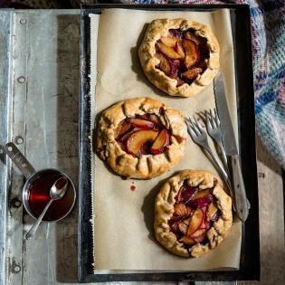 Rezept von Simone Hawlisch: Rustikale Hand Pies
