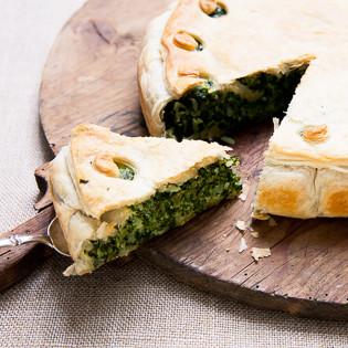 Rezept von Tainá Guedes: Torta Verde