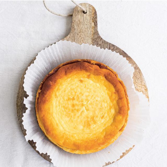 Rezept von Simone Wille: Gebackener Käsekuchen