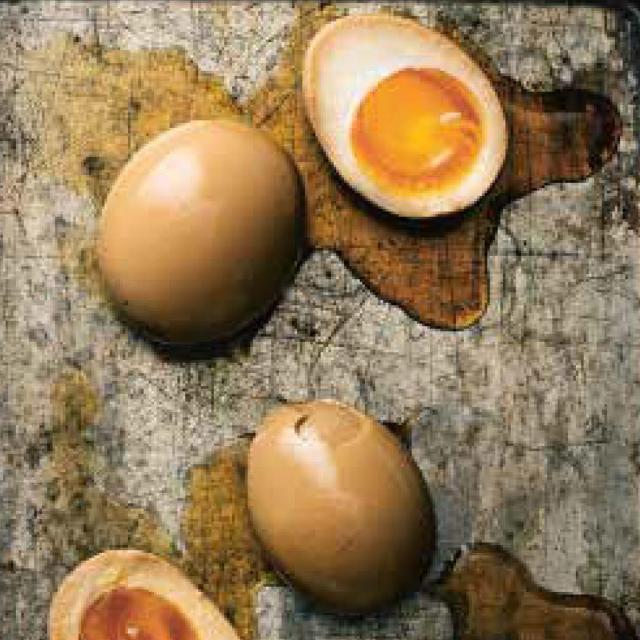 Rezept von Tove Nilsson: Japanisch eingelegte Eier