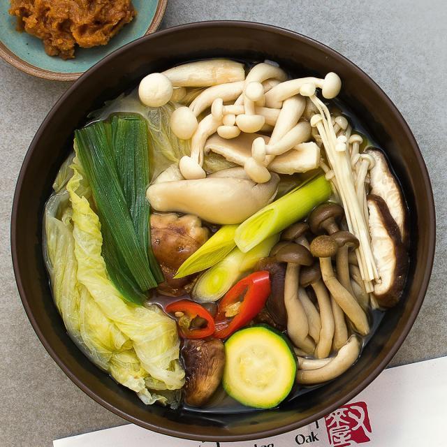 Rezept von Heike & Stefan Leistner: Hot Pot mit Pilzen und Tofu