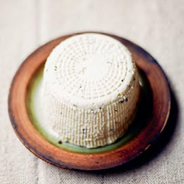 Rezept von Alessandro Grano: Hausgemachter Frischkäse