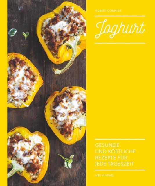 Kochbuch von Hubert Cormier: Joghurt