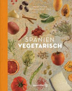 Kochbuch von Margit Kunzke: Spanien vegetarisch