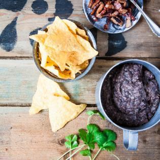 Rezept von Jenny Damberg: Schwarze Bohnen mit Speck