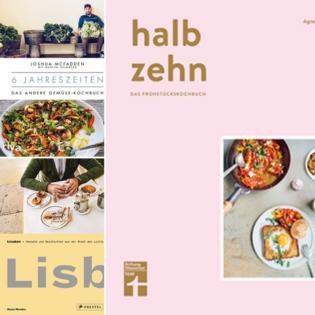 Neue Kochbücher: Valentinas Lieblinge im Mai 2018
