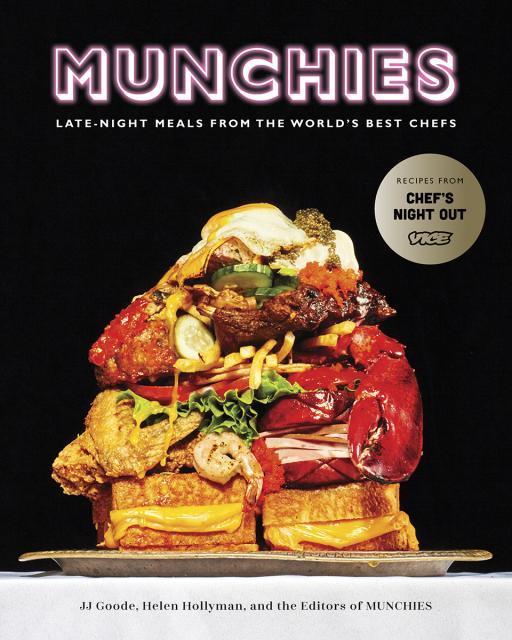 Kochbuch von JJ Goode, Helen Hollyman et al.: Munchies