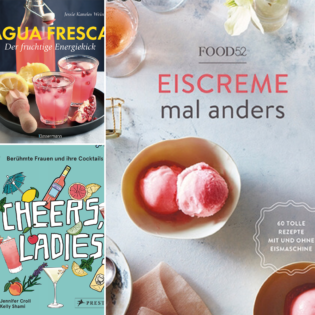 Neue Kochbücher: Valentinas Lieblinge im Juni 2018