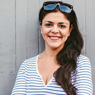 Sabrina Ghayour | Autorin