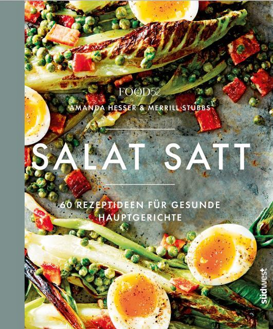Kochbuch von Amanda Hesser & Merrill Stubbs: Food52 – Salat satt
