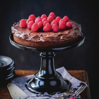 Rezept von Lisa Nieschlag & Lars Wentrup: Double Chocolate Mud Cake