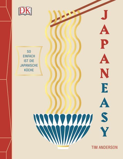 Kochbuch von Tim Anderson: Japaneasy