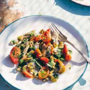 Rezept von Emiko Davies: Fischsalat nach Grosseto-Art