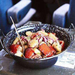 Rezept von Viola Lex & Nico Stanitzok: Country-Kartoffelsalat