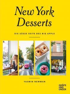 Backbuch von Yasmin Newman: New York Desserts